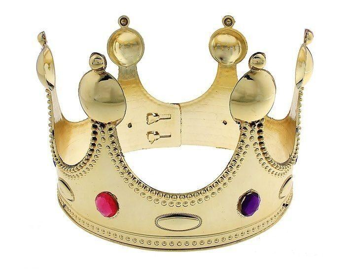 Корона из пластика своими руками